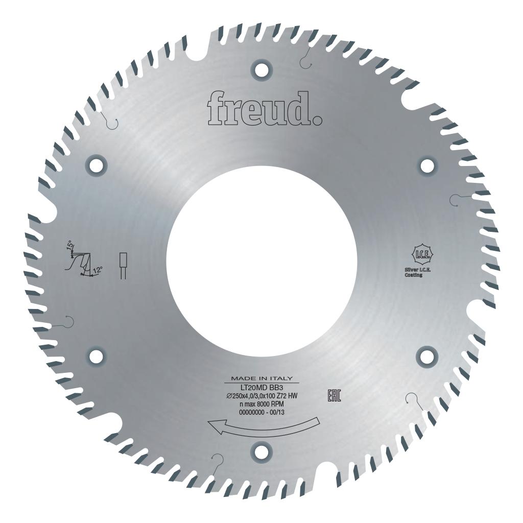 HW – Saw blades for Leuco hogging units – Everest
